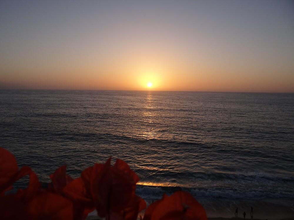 Spring Sunset - Puesta del Sol de Primavera by PtoVallartaMex