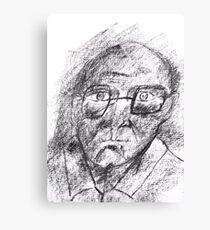 Dick Canvas Print