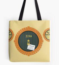 221B Bag End Tote Bag