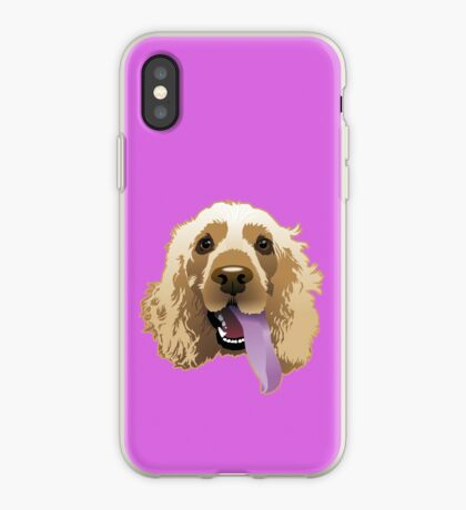 Brandie Puppy iPhone Case
