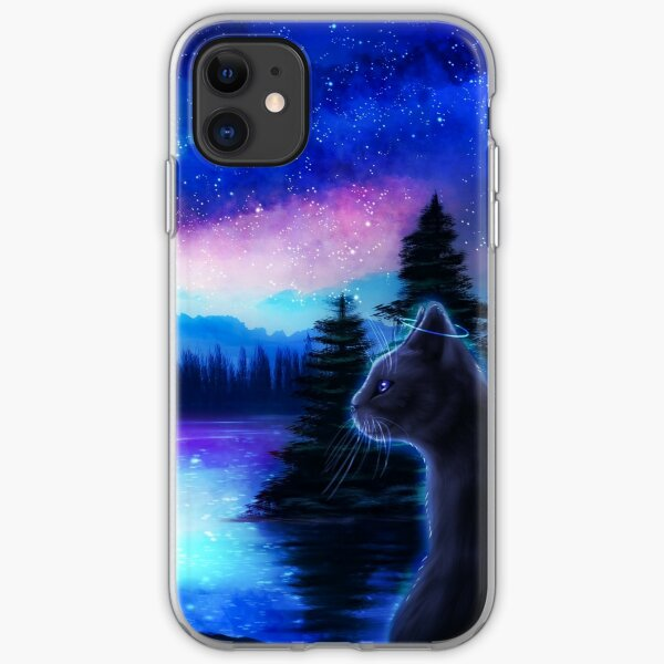 Crowfeather - Warrior Cats iPhone Soft Case