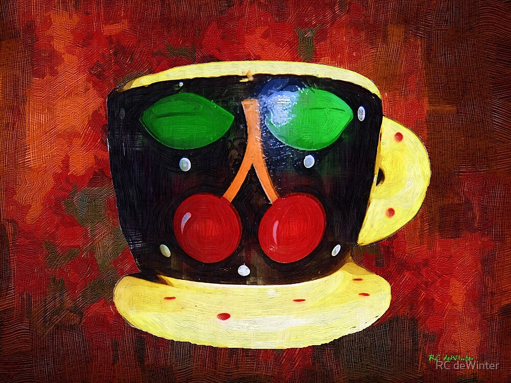 Cherry Espresso by RC deWinter