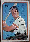 503 - Bob Melvin by Foob's Baseball Cards