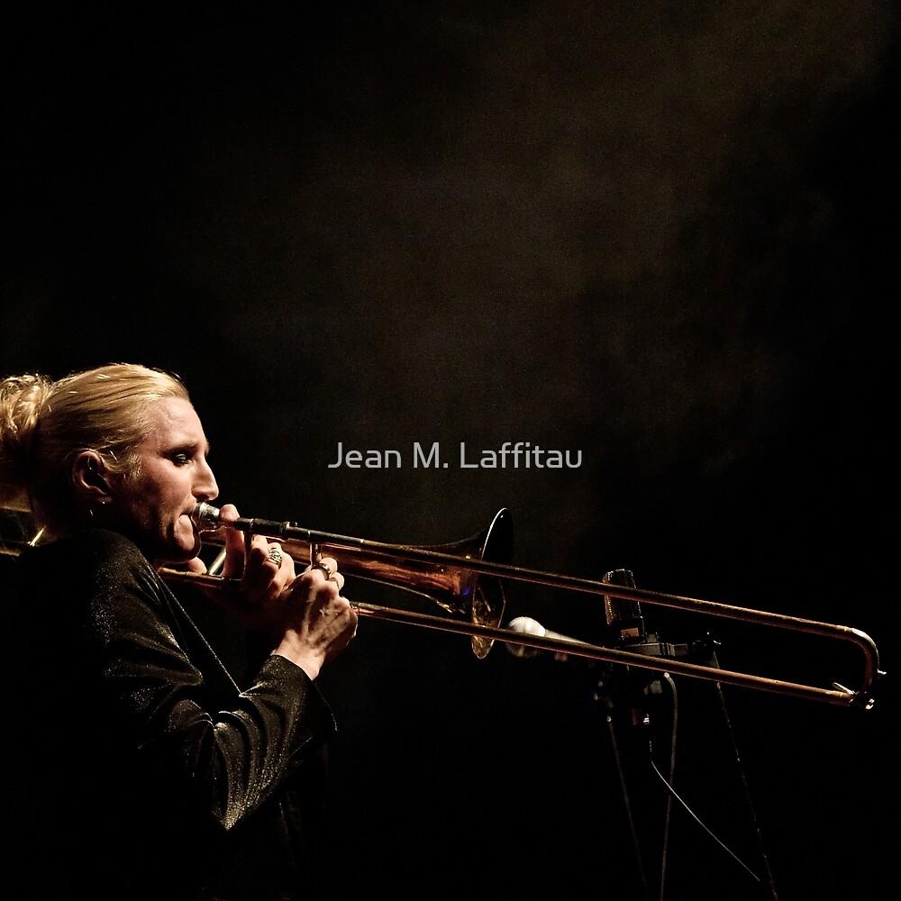 Karin Hammar by Jean M. Laffitau