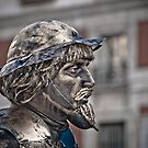 Don Quijote by marcopuch