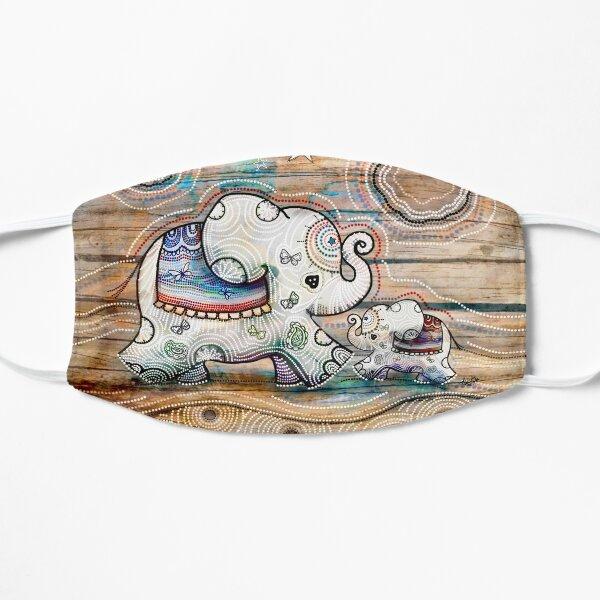 Lucky Star Elephants Mask