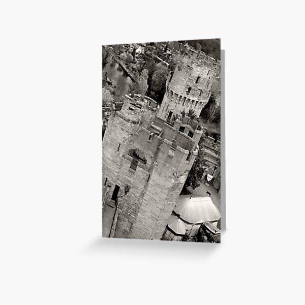Warwick Castle Greeting Card