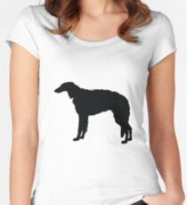 Borzoi Women's Fitted Scoop T-Shirt