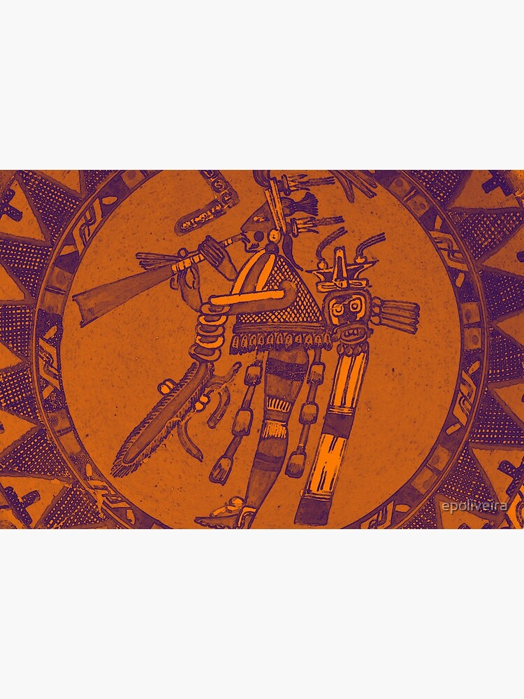 Mayan Artifact Art by epoliveira
