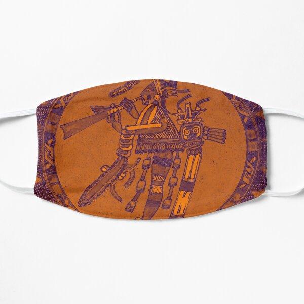 Mayan Artifact Art Mask