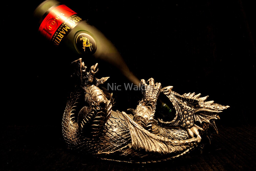 Drunken Dragon by Nic Walde