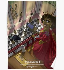 Ranavalona I - Zurückgewiesene Prinzessinnen Poster