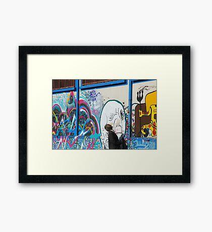 Jellys Framed Print