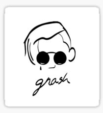 Gnash Sticker