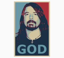 FOO FIGHTERS DAVE GROHL GOD