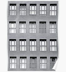 Windowpane Poster