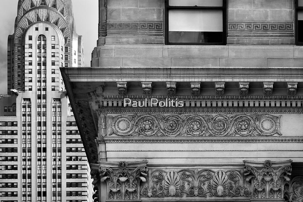 Chrysler Building by Paul Politis