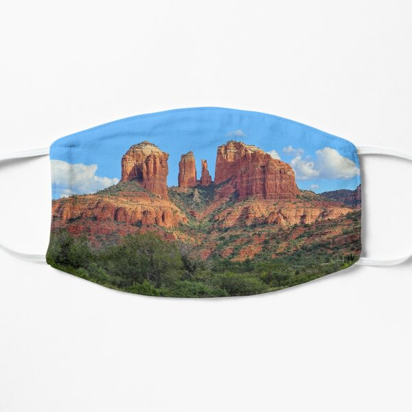 Cathedral Rock Flat Mask