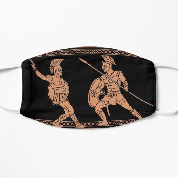 Trojan War Flat Mask