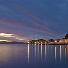 EARLY MORNING HARBOUR by Lynden