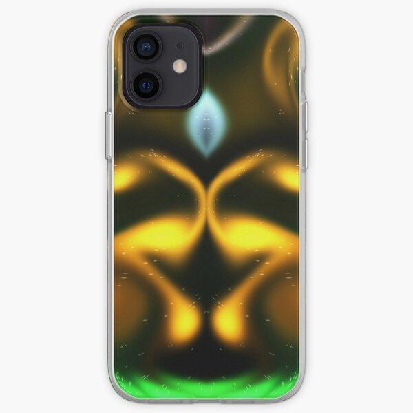 A little light iPhone Soft Case
