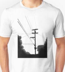Bluff Powerlines Unisex T-Shirt