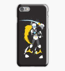 Copy Zero splattery design iPhone Case/Skin
