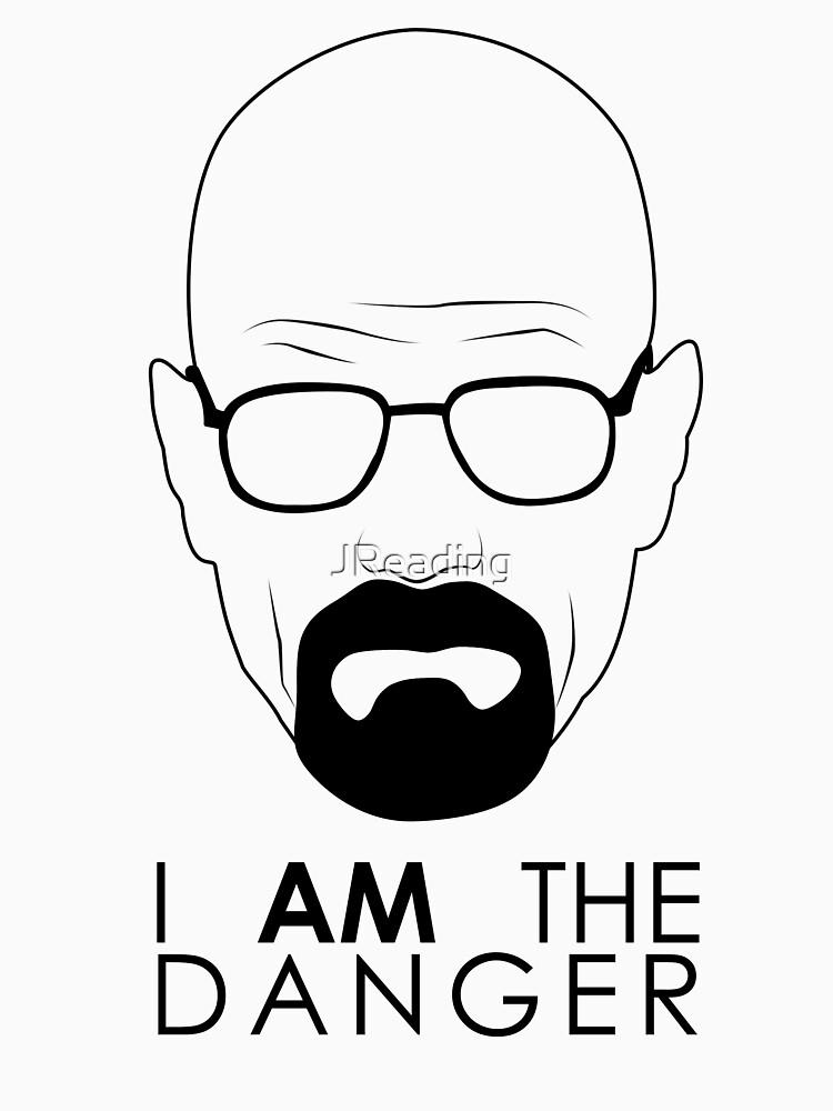 I Am The Danger | Unisex T-Shirt