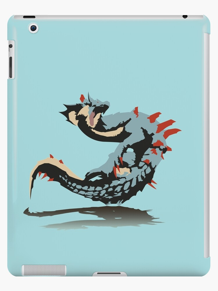 Lagiacrus Ipad Case Skin By Eveninglea Redbubble After being attacked by some random rathalos, met some weird royal ludroth, now he has to. lagiacrus ipad case skin by eveninglea redbubble