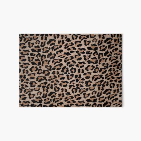 cheetah leopard print Art Board Print