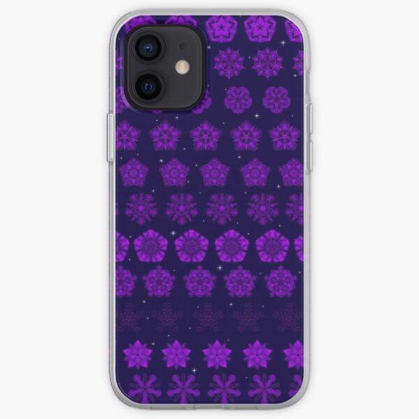 Amethyst in the Sparkling Sea iPhone Soft Case