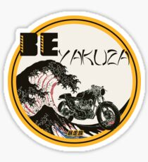 Japan Cafe Racer Sticker