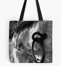 BW Horse Hitch Tote Bag