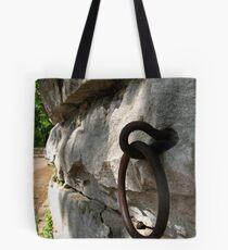 Horse Hitch Tote Bag