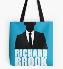 Richard Brook is Innocent Tote Bag