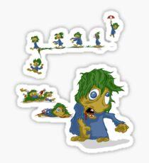 Lemming Dead Sticker