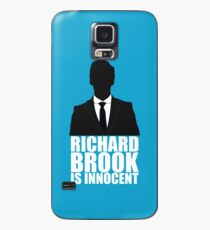 Richard Brook is Innocent Case/Skin for Samsung Galaxy