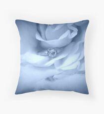 As Love Unfolds Throw Pillow