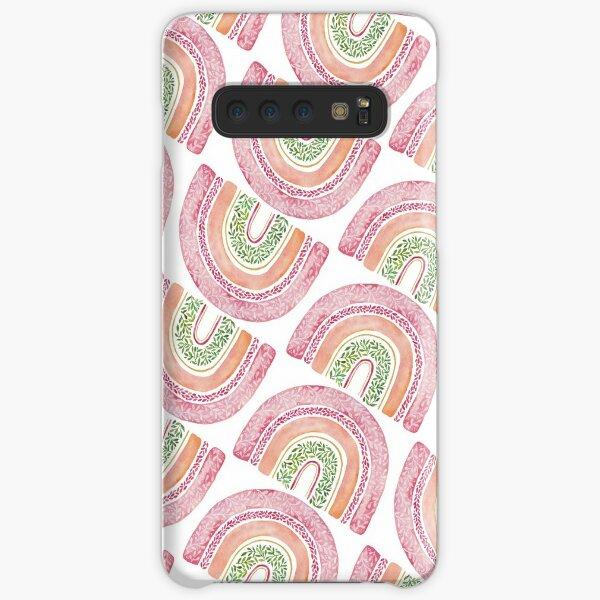 Watercolor Rainbow Samsung Galaxy Snap Case