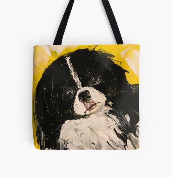IOWA DOG All Over Print Tote Bag