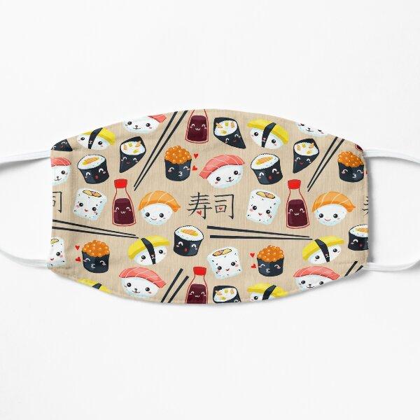Kawaii Sushi Mask