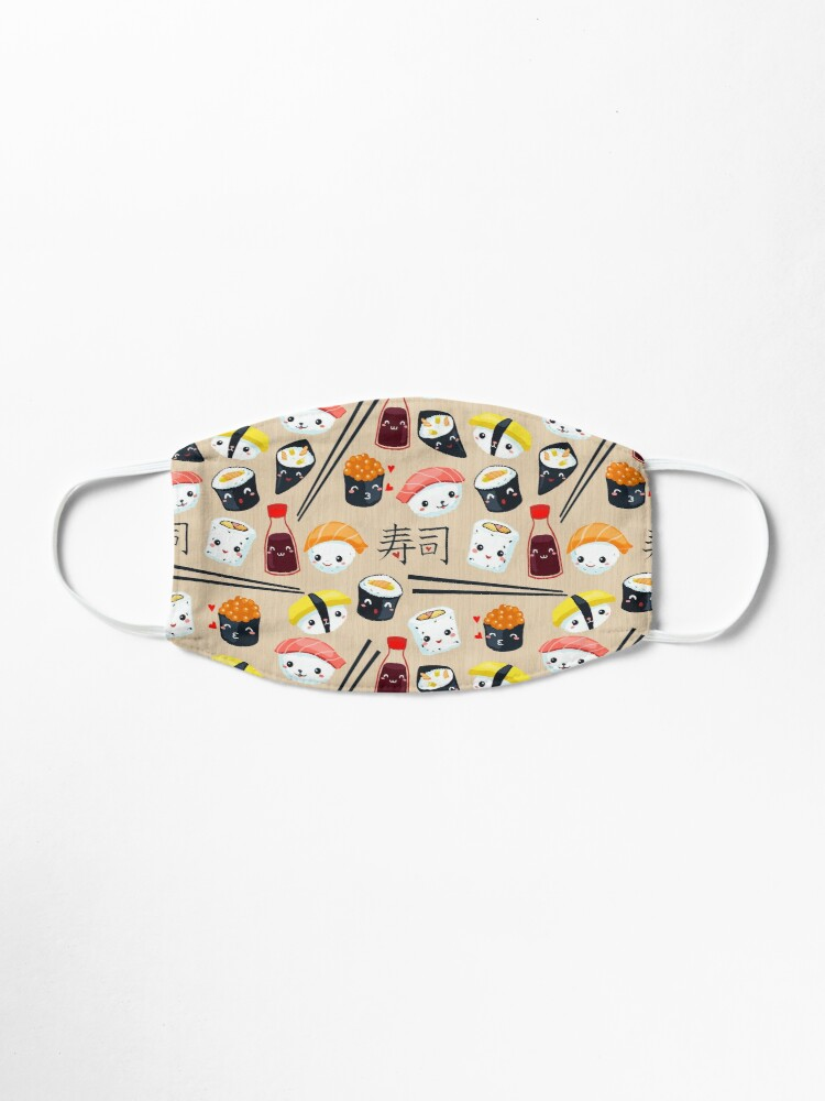 Alternate view of Kawaii Sushi Mask