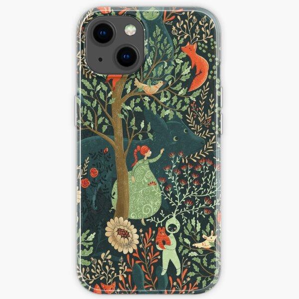 Whimsical Wonderland iPhone Soft Case