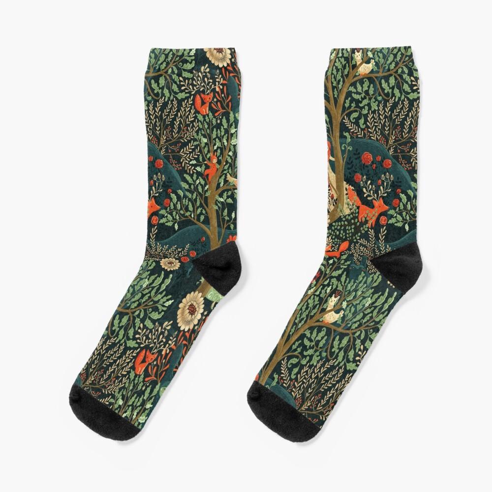 Whimsical Wonderland Socks