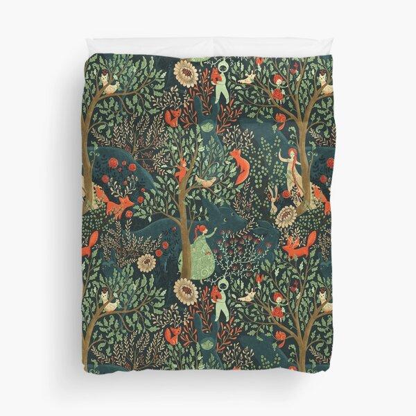 Whimsical Wonderland Duvet Cover
