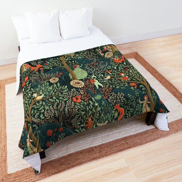Whimsical Wonderland Comforter