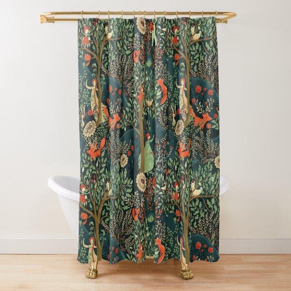 Whimsical Wonderland Shower Curtain