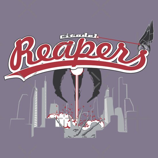 TShirtGifter presents: Citadel Reapers