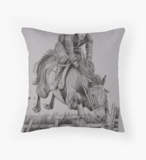 'Schooling' Throw Pillow