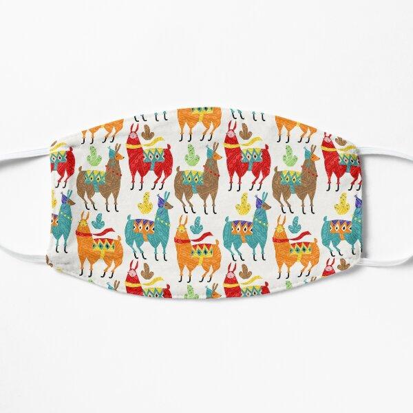 color llamas Mask